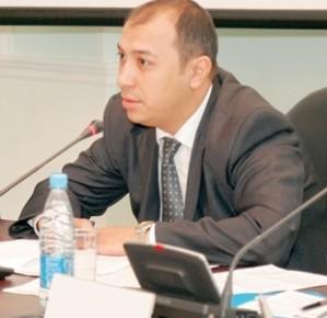 пресс-секретарь Верховного суда Узбекистана Азиз Абидов